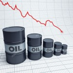 Низкая стоимость нефти продолжит оказывать давление на рубль (Brent, USD/RUB)