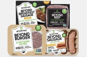 Beyond Meat, самый успешный